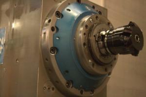 Ibarmia maskine hos Eldan