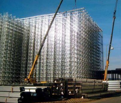 Logistik og lagerbygninger