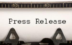 Udsend Pressemeddelelse
